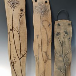 Queen Anne's Lace Wall Hangings